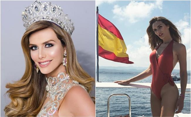 "Miss España ""Yo no soy Gay"""