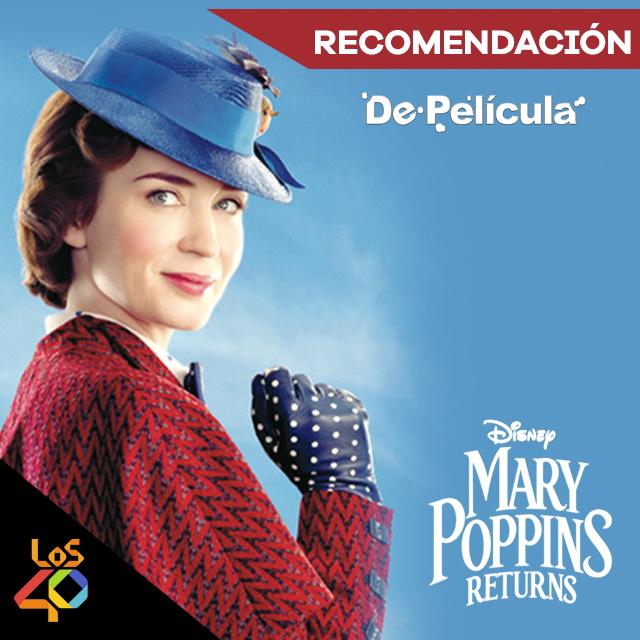 Recomendación De Película - Mary Poppins