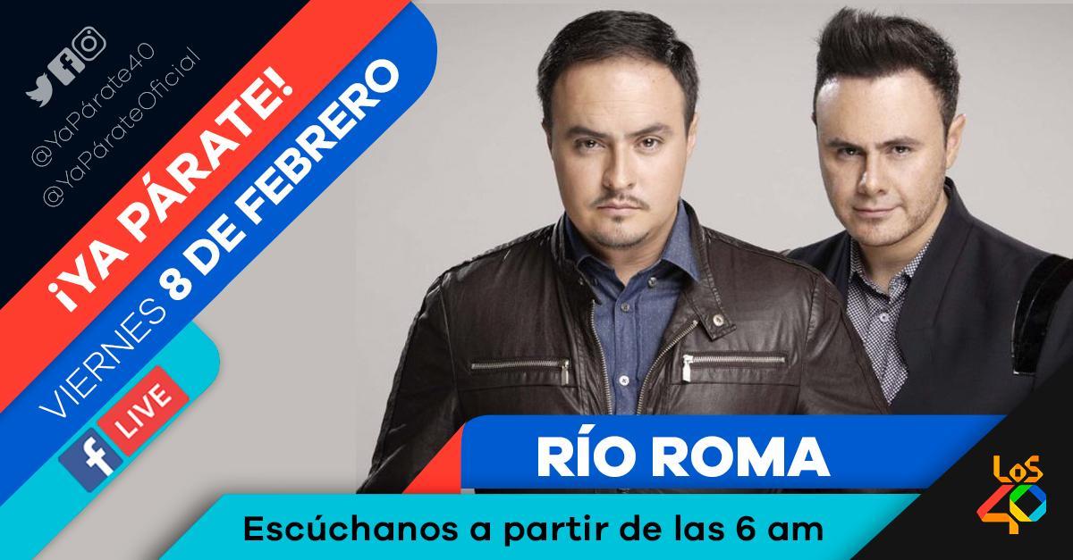 Entrevista con Río Roma