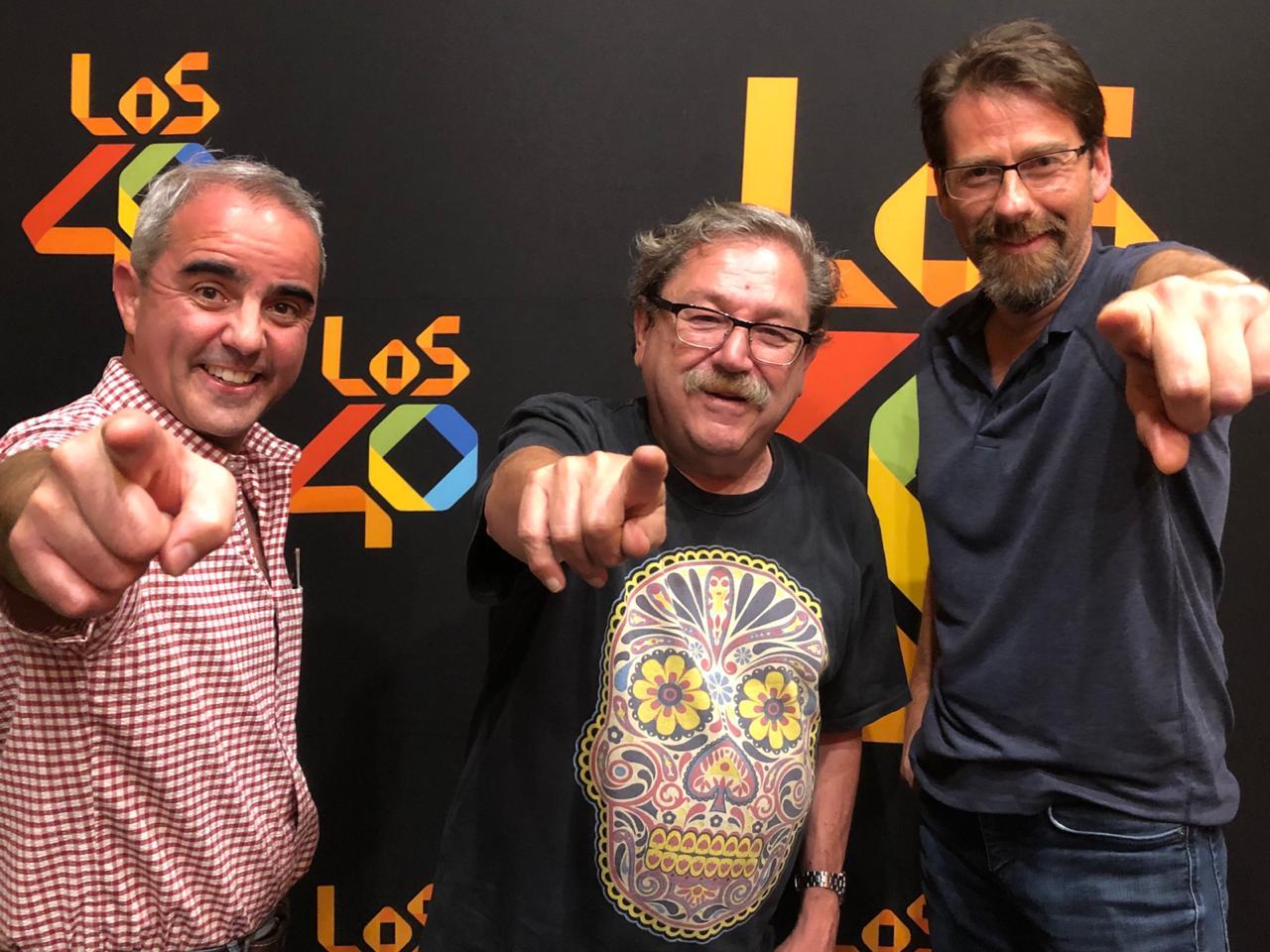 ¡Paco Ignacio Taibo 2 en La Corneta!