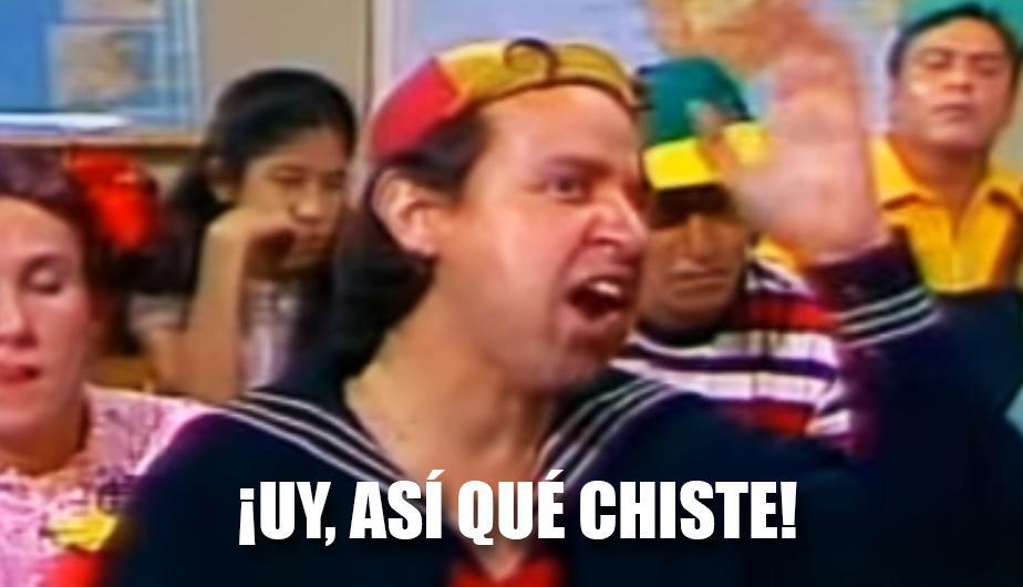 Top 10 #UyAsíQueChiste