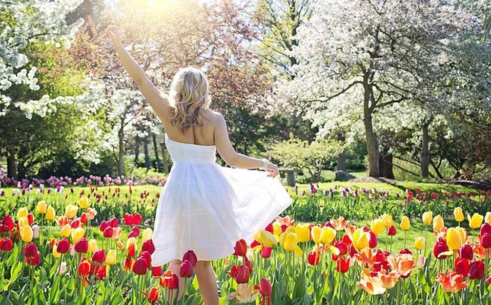 ¿Por qué estás más cachonda/o en Primavera?