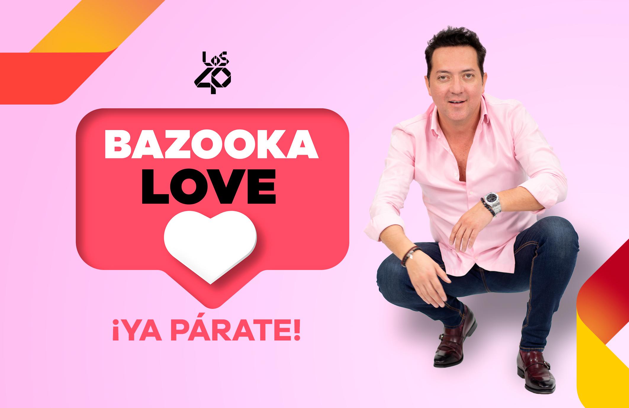 #BazookaLove ¿qué harías tú en la situación de nuestro paciente?